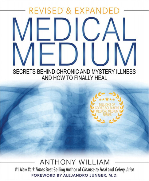 Book Medical Medium Revised & Expanded By Anthony William