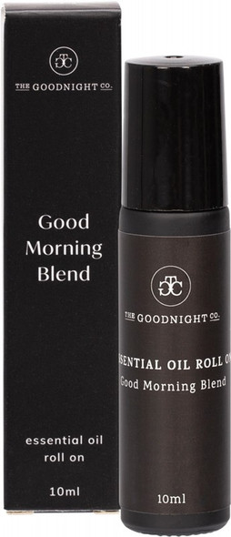 The Goodnight Co. Essential Oil Roll On Good Morning Blend 10ml