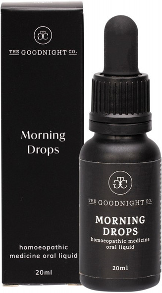 The Goodnight Co. Homoeopathic Medicine Oral Liquid Morning Drops 20ml