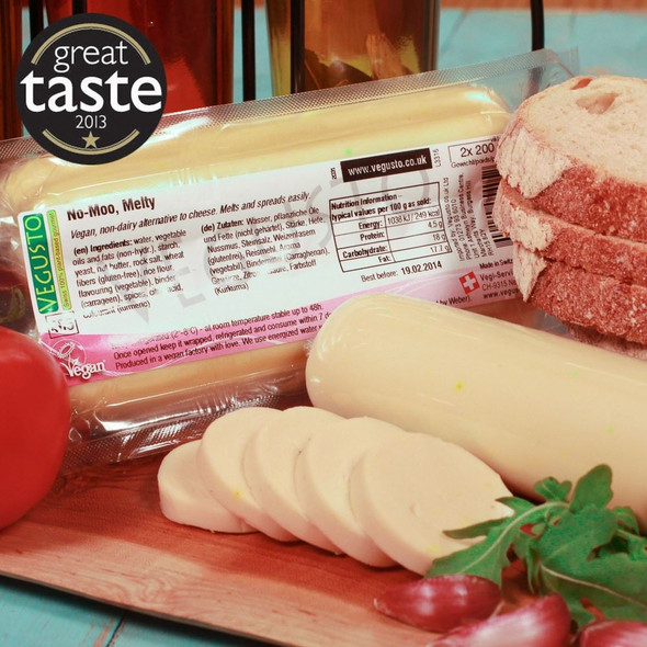Vegusto No Moo Melty Nut Cheese 1Kg