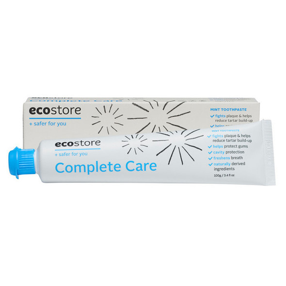 Ecostore Oral Care Toothpaste Complete Care 100g (Carton of 12)