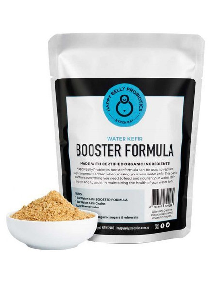 Happy Belly Booster Formula 120ml x 11