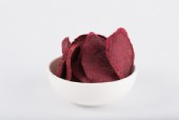 The Forager Food Co. Freeze Dried Beetroot Chips 100g