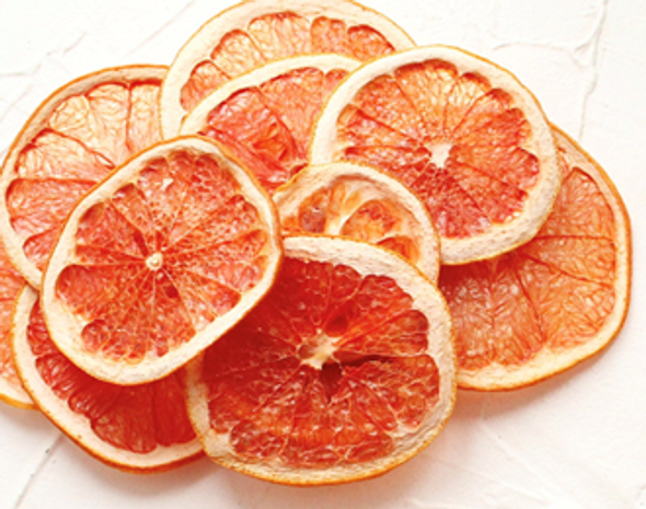 The Forager Food Co. Freeze Dried Blood Oranges Sliced 100g