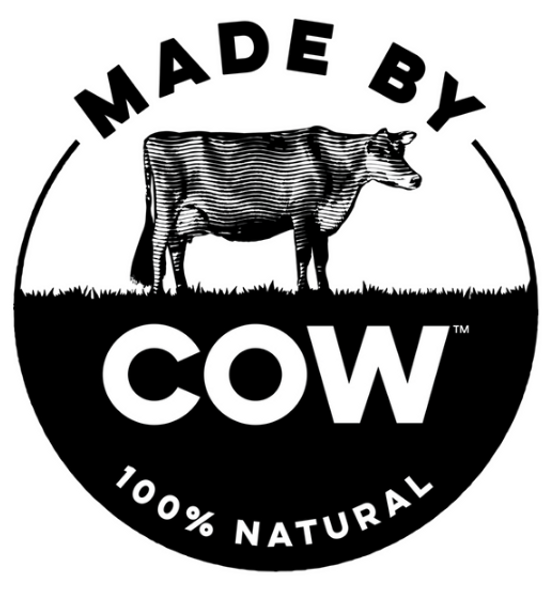 Made By Cow Cold Pressed Raw Friesian Milk 750ml x 12 (Pre-Order Item)