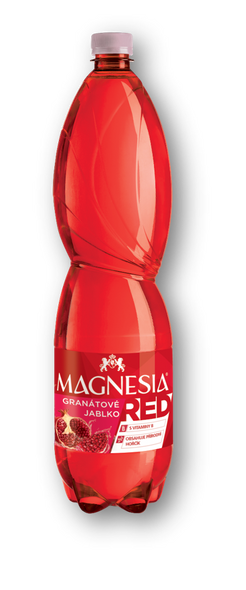 Magnesia Mineral Water Raspberry  500ml x 12 (Back in Stock 15/11/2021)