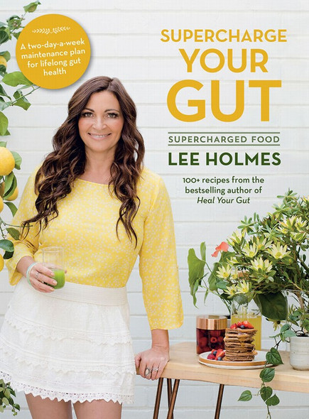 Book Supercharge Your Gut By Lee Holmes