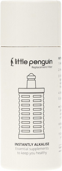 Ecobud Replacement Filter White Pete Evans' Little Penguin