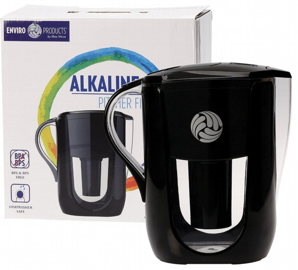 Enviro Products Alkaline Pitcher Filter With Cartridge Reminder 3.5L