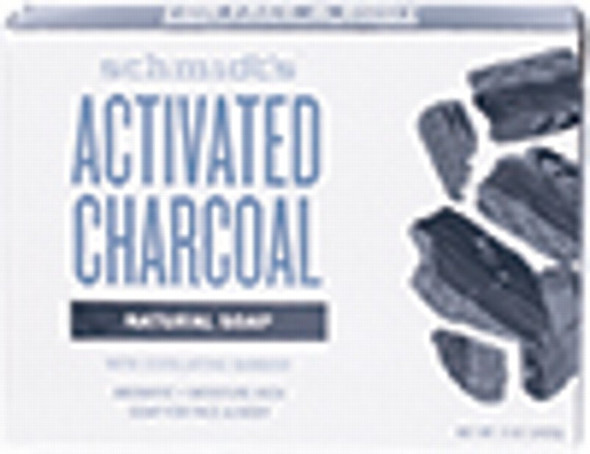 Schmidt's Natural Soap Activated Charcoal 142g