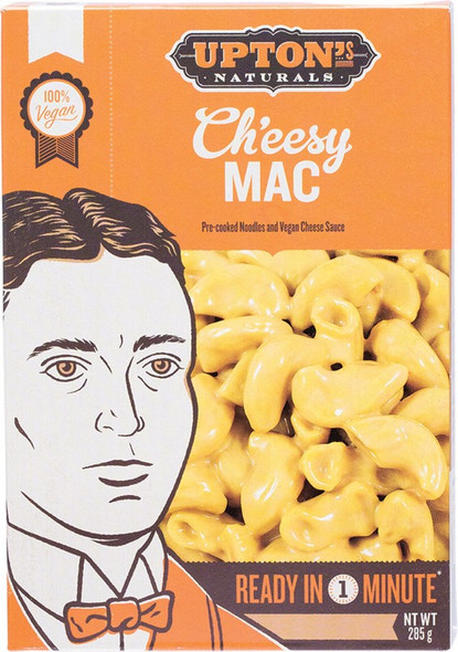 Upton's Naturals Real Meal Kit Ch'eesy Mac 285g