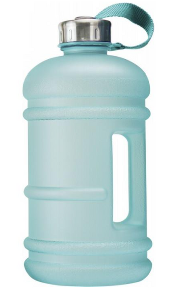 Enviro Products Drink Bottle Eastar Bpa Free - Turquoise Frosted 2.2L