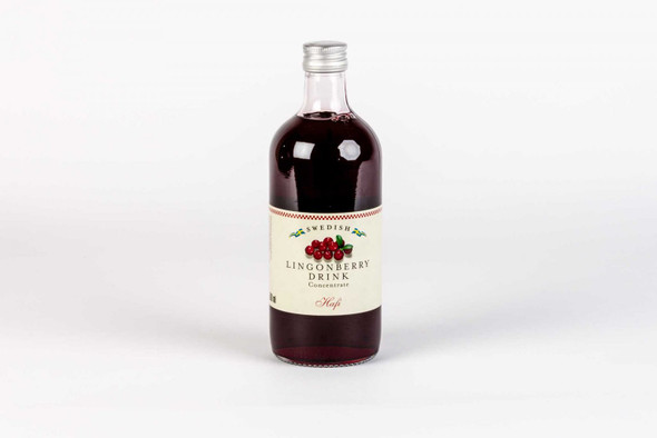 Hafi Lingonberry Concentrate 500ml (Carton of 12)