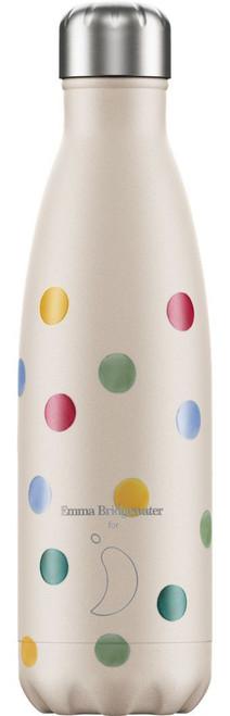 Chilly's 500ml Water Bottle - Emma Bridgewater Polka Dot