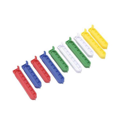 Dexam Bag Clips - Set of 10