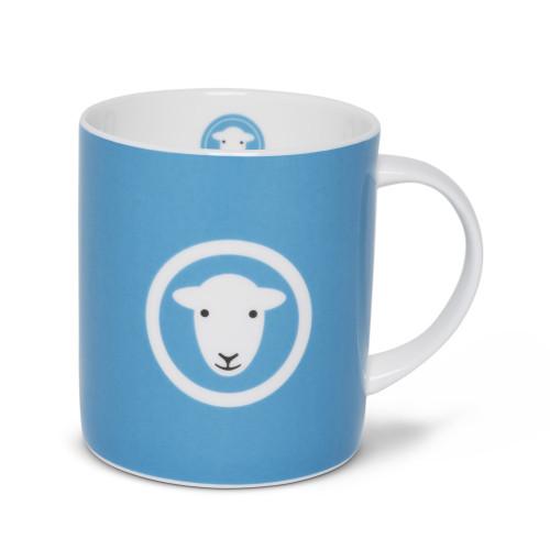 Herdy Classic Mug - Blue