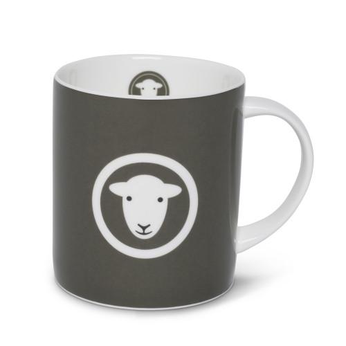 Herdy Classic Mug - Grey