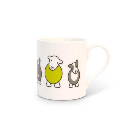 Herdy Special Edition - Herdy & Sheppy Mug