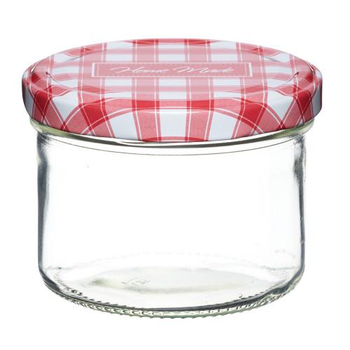 230ML Jar With Screw Lid