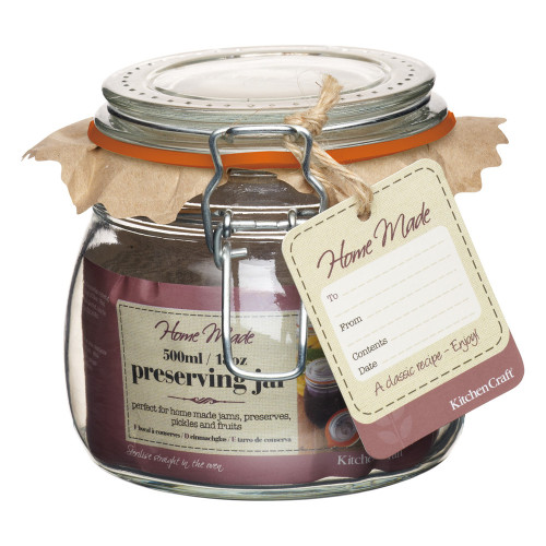 500ML Preserving Jar