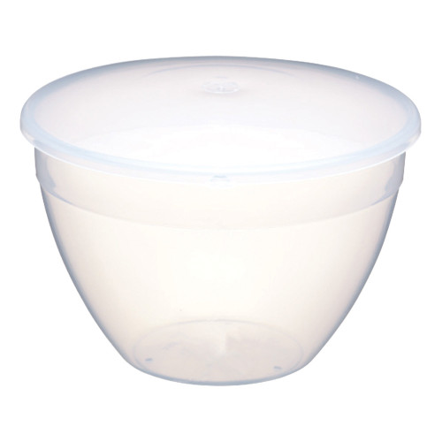 1.1 Plastic Basin with Lid