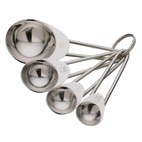 Kitchencraft Set of 4 Measuring Spoons
