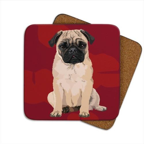 Coaster - Pug
