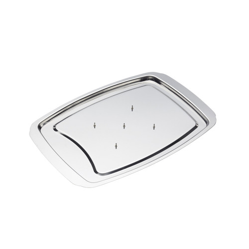 Masterclass Stainless Steel Spiked Carving Tray