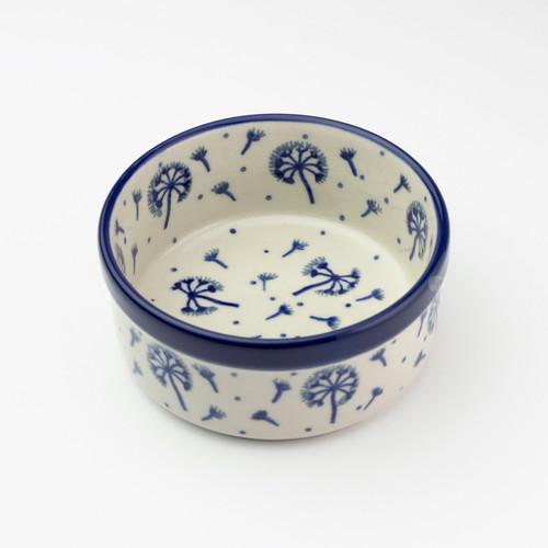 Polish Pottery 10cm Ramekin - Dandelion