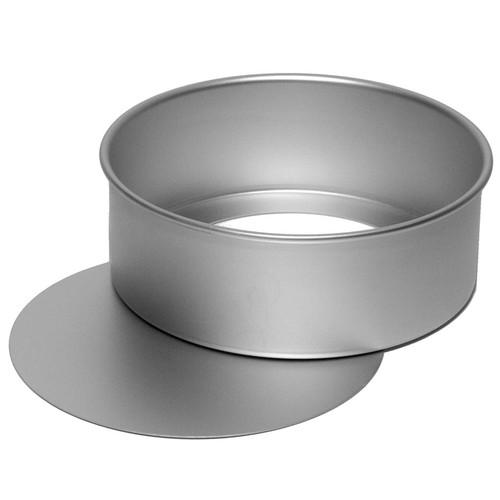 Silverwood Loose Base 12 inch Round Cake Tin