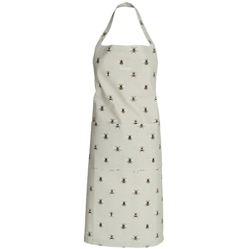 Bees Cotton Adult Apron