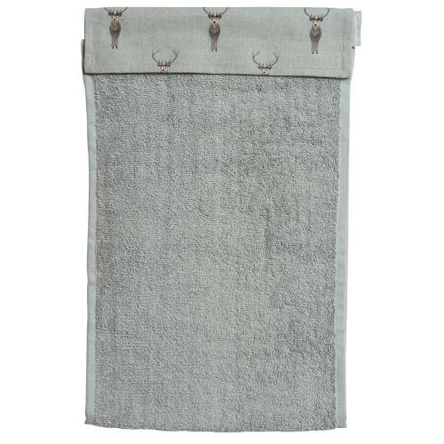 Stag Roller Hand Towel