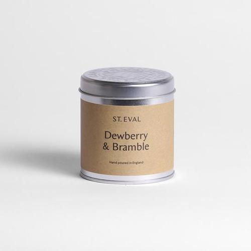 Tin Candle Dewberry Bramble