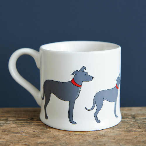 Lurcher Mug