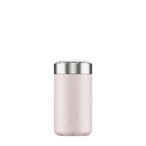 Chillys Food Pot 500ml Blush Pink