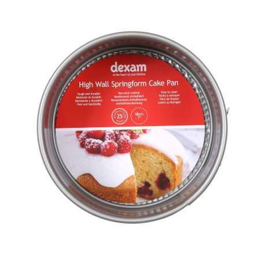 Dexam High Wall Cake Pan 7 inch