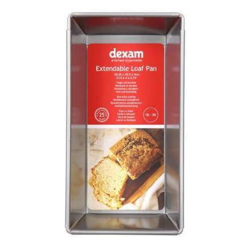 Dexam Extendable Loaf Tin 1-3lb
