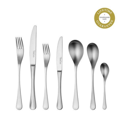 Robert Welch RW2 Satin 42 Piece Cutlery Set