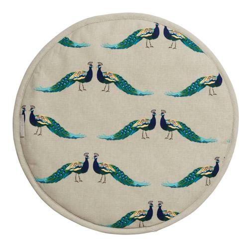Peacock Hob Cover