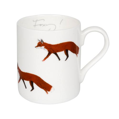 Foxy Foxes Mug