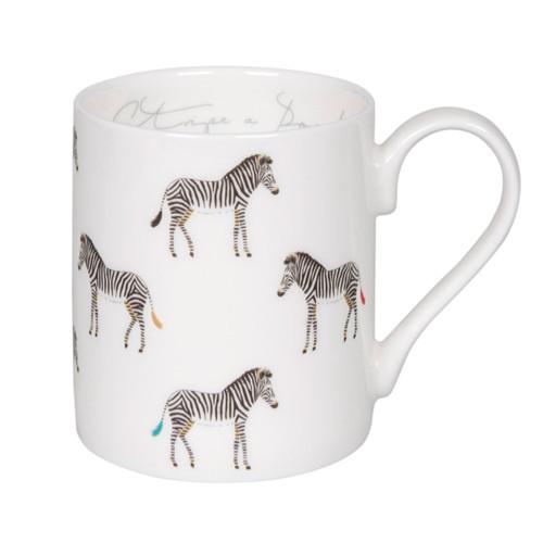Zebra Stripe a Mug Standard