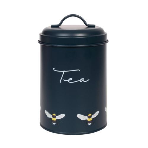 Storage Tin - Tea -  Bees