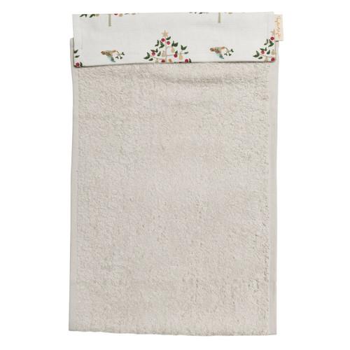 Partridge Roller Hand Towel