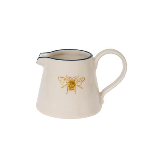 Stoneware Mini Jug - Bees