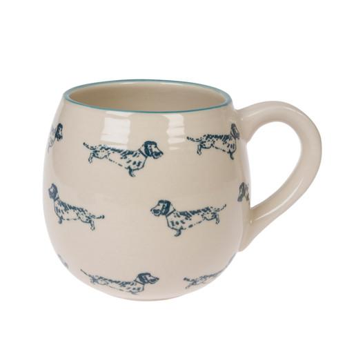 Stoneware Mug - Fetch