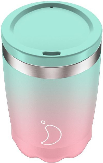 Chillys 340ml Gradient Pastel Coffee Cup