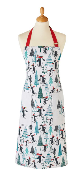 Ulster Weavers Penguins on Ice Apron