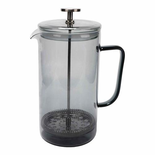 La Cafetiere 8 Cup Glass Cafetiere - Smoke Grey