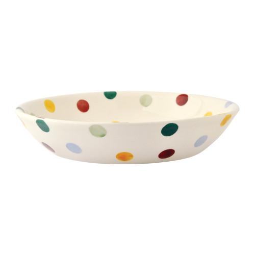 Emma Bridgewater Polka Dot Small Pasta Bowl