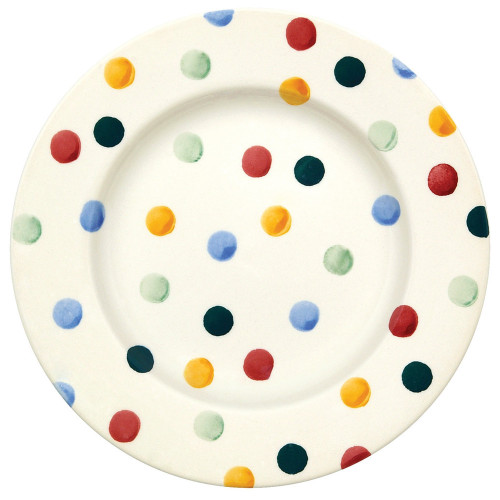 Emma Bridgewater Polka Dot 8 1/2 Inch Plate